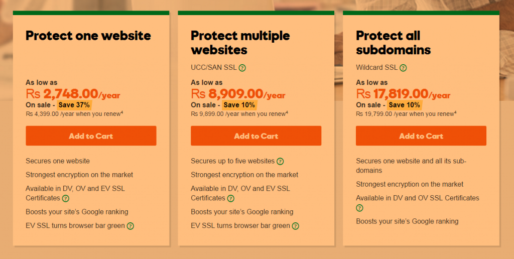 Still Spending Hundred Dollars Or Thousands Rupees On Ssl Get It